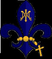 Rosary Run Logo